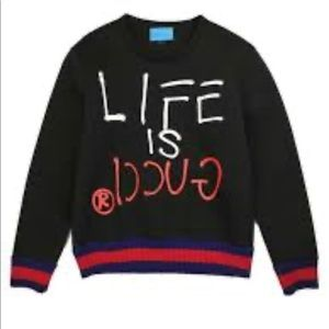 Life is Gucci Sweater